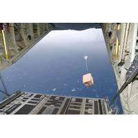Air-drop Drifter Buoy: Photo courtesy of NOAA
