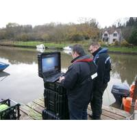 Ashtead Technology has donated nearly £20,000 of equipment to SARbot, a unique charity that undertakes underwater search, rescue and recovery.