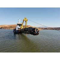 Barracuda in action - Algeria Photo Damen
