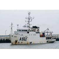 RV Belgica (Photo: Alewijnse Marine Systems)