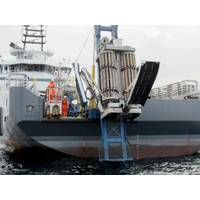 Benthic's PROD system working offshore (Photo: Benthic)