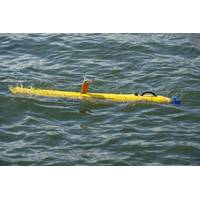 Bluefin-9 unmanned underwater vehicle (UUV). Image: General Dynamics Mission Systems