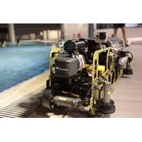 Bumblebee AUV with BlueView Sonar (Photo: BlueView)