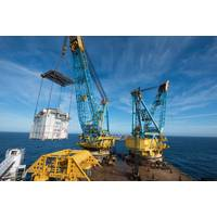"""CAPEX returns:  """"By 2016 oilfield  investments will  begin a four-year spike""""  photo: Oyvind Hagen, Statoil"""