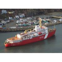 CCGS Louis S. St-Laurent  (File photo: Canadian Coast Guard)