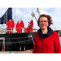 Christel Pullens (Photo: Sea Ranger Service)