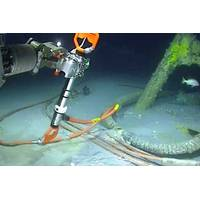 C-Kore in action during fault finding in Australian waters (Photo: C-Kore Systems)
