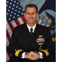 Commander, Naval Meteorology and Oceanography Command, Rear Adm. John Okon (Photo: U.S. Navy)