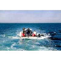 Cyclops 1 and Ms. Lars under tow (Photo: OceanGate Expeditions)