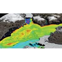 Data from the Petermann Fjord (Image courtesy Martin Jakonsson Stockholm University)