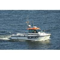 Deep will upgrade one of its survey vessels with a Sea Machines SM300 autonomous control system. This system enables remote command of the vessel, including navigation and positioning, the control of on-board auxiliaries and sensors, and ship-to-shore data flow. The vessel, operating in multiple areas of the Wadden Sea, will be commanded by personnel in the Amsterdam office. (Photo: © Deep BV)