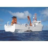 H38 deploying researchers (Photo: Brazil Navy)