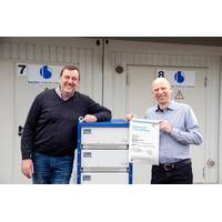 Dirk Lehmann (left) and Godehard Gauf (right). © Becker Marine Systems