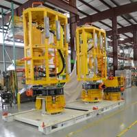 Enpro's FAM modules awaiting subsea deployment in Gulf of Mexico (Photo: Enpro Subsea)