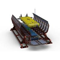 Figure 2: ThunderFish XL in Subsea Docking Station