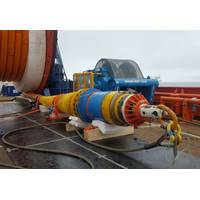 First Subsea BSC ready for deployment on Statoil's Gina Krog FSO. (Photo: Gina Krog)
