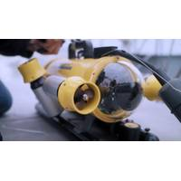 JW Fishers SeaLion-2 Remote Operated Vehicle (ROV). Image: JW Fishers