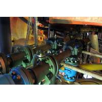 Flowlines isolated, mechanical connectors and valves installed (Photo: STATS Group)
