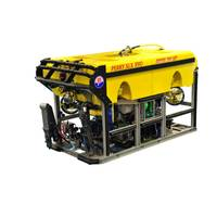Forum Energy Technologies will provide two Perry XLX 200 work class ROVs (pictured) and a Sub-Atlantic Comanche observation ROV to New Orient Marine. (Photo: Forum Energy Technologies)