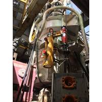 Fugro deployed its WARIS to monitor bpTT's subsea equipment integrity in an area of strong currents (Photo: Fugro)