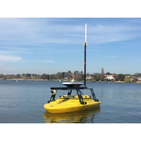 GeoPulse USV (Photo: Kongsberg Maritime)