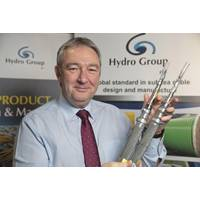 Graham Wilkie, Sales Director at Hydro Group at Subsea Expo