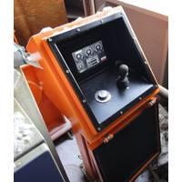 Icebreaker Winch Controller: Photo credit Beijer Electronics