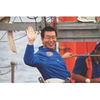(Image: Professor Cui Weicheng, Shanghai Ocean University)