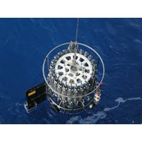 One of the CTD instruments used to collect the data used in this study (Photo: NOC)