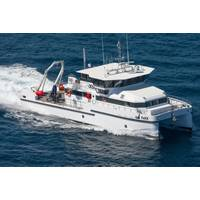 iXblue's hydrographic research vessel FeliX (Photo: iXblue)