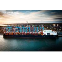 Kalmar SmartLane automated gate system for Liverpool Port