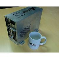 Kraken's Real Time Synthetic Aperture Sonar Signal Processor. Coffee cup used for scale.