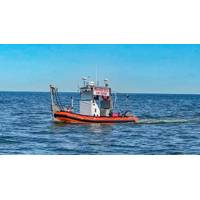 The Sea Machines-enabled autonomous vessel Sigsbee conducts survey missions seven days per week, effectively doubling the conventional productivity. (Photo: DEA)