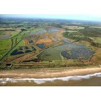 •	Minsmere, one of the case study locations (Photo: NOC)