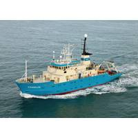 MMT's survey and ROV vessel Franklin (Photo: MMT)