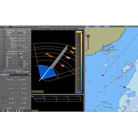 MULTIPILOT station showing FarSounder sonar and ECDIS. (Image: FarSounder)