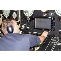 NASDive DCU on board HMS Belos