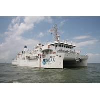 NOAA hyrdographic survey vessel Ferdinand R. Hassler (Photo: David Hall, NOAA)