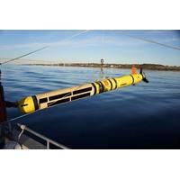 NUWC's REMUS 600 AUV fitted with Kraken's AquaPix InSAS
