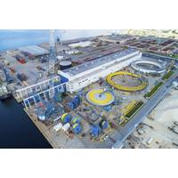 Oceaneering's umbilicals facility in Panama City, Fla. (Photo courtesy: Oceaneering)