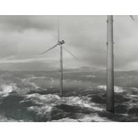 Offshore Wind Turbines: Image courtesy of Blade Dynamics