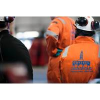 Offshore workers: Photo Odfjell