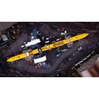 Orbital O2 2MW turbine - Credit: Roxtec