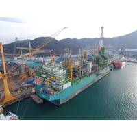 PFLNG Satu (Photo: © TechnipFMC plc.)