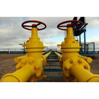 Gas pipes, valves: File photo