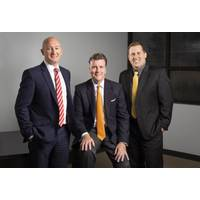 Proserv's management team: Davis Larssen (left), David Currie (middle) and David Nemetz (right) (Photo: Proserv)