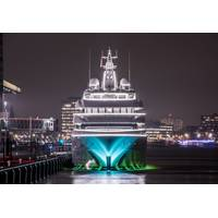 Putting eyes underwater the Falcon is a valuable resource for superyachts offered by MarineGuard. (MarineGuard)