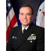 Rear Admiral (select) Shepard Smith (Photo: NOAA)