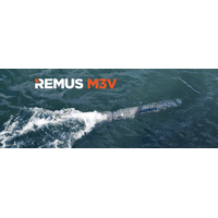 REMUS M3V (Photo: Hydroid Inc.)