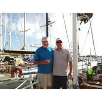 Rob and Rick Morton
